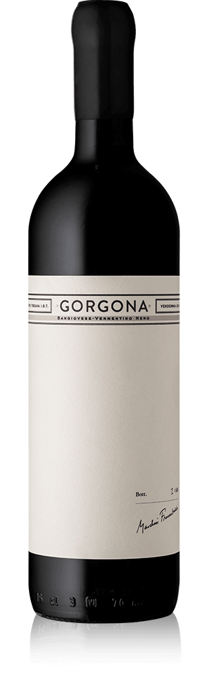 Gorgona Rosso
